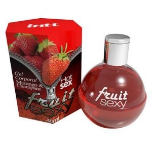 Gel Comestível Fruit Sexy 40ml