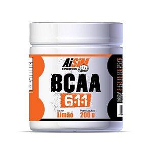BCAA 6.1.1 (200G) - AISIM Suplementos