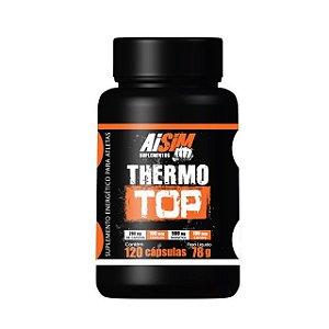 Termogênico (120CAPS) Thermo Top - AISIM Suplementos