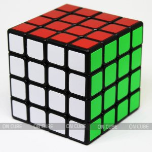 4x4x4 Guansu Preto