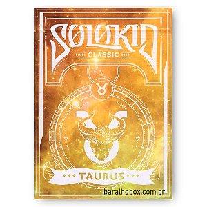 Baralho Solokid Constellation Series V2 - Touro (Taurus)
