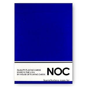 Baralho NOC Original - Azul (Blue)