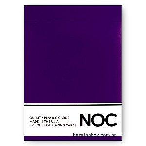 Baralho NOC Original - Roxo (Purple)