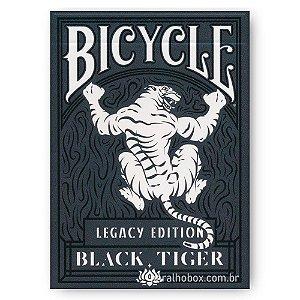 Baralho Bicycle Black Tiger Legacy V2