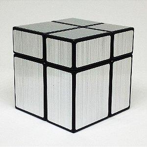 Mirror Blocks 2x2x2 Prata Shengshou