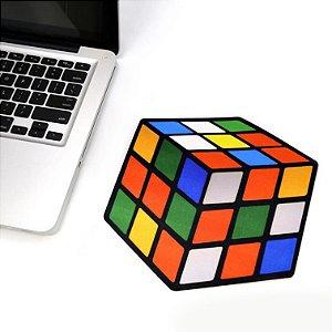 MousePad / Imã Decorativo Cubo Mágico