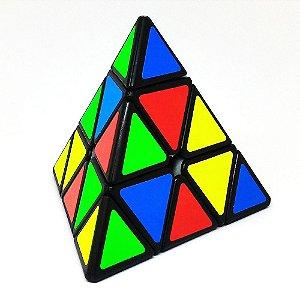 Pyraminx Qiyi - QiMing Preto