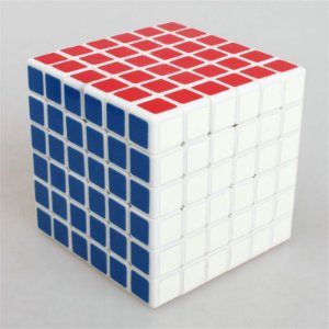 6x6x6 Shengshou Branco