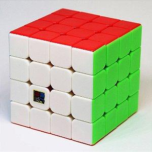 4x4x4 Moyu MF4S Stickerless
