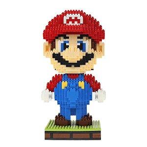 Micro Blocks - Mario - 1590 pçs