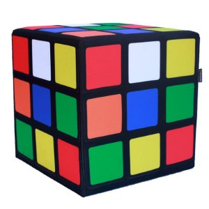 Puff Cubo Mágico