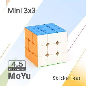 3x3x3 Moyu Mini - 4,5 CM