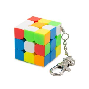 Chaveiro Cubo Mágico 3x3x3 Moyu Mini - 3,5 CM