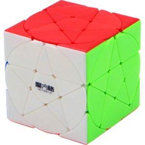 Star Cube - Pentacle Cube Stickerless Qiyi-MoFangGe