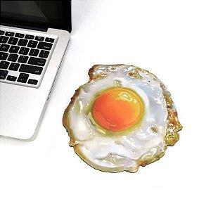 MousePad / Imã Decorativo Ovo Frito