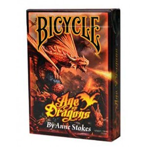 Baralho Bicycle Anne Stokes Age of Dragons