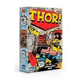 Quebra-Cabeça Marvel Comics - Thor 500 Peças Nano