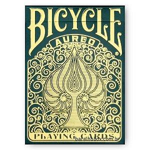 Baralho Bicycle Aureo