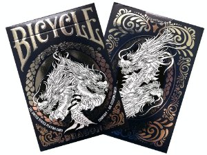 Baralho Bicycle Dragon