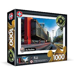 Quebra-Cabeça Avenida Paulista 1000 peças