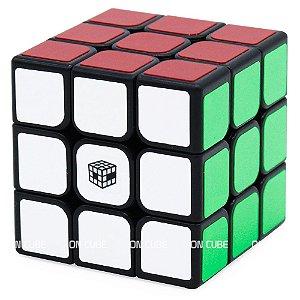 Cubo Mágico 3x3x3 Guanlong Plus V3 Preto