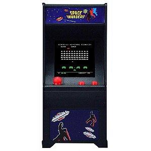 Mini Fliperama Tiny Arcade - Space Invaders - DTC
