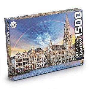 Quebra-Cabeça Bruxelas 1500 peças