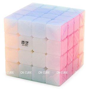 Cubo Mágico 4x4x4 Qiyi Jelly