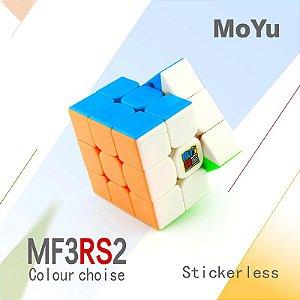 3x3x3 Moyu MF3RS2 Stickerless