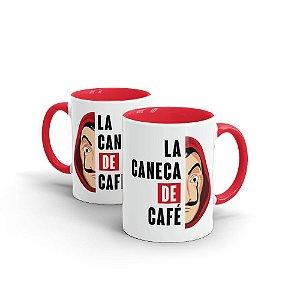 Caneca La Casa de Papel - La Caneca de Café