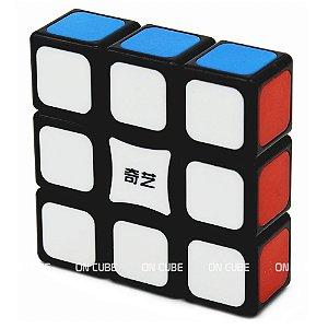 Cubo Mágico 3x3x1 Qiyi Preto