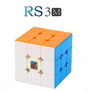 3x3x3 Moyu MF3 RS3M Stickerless - Magnético