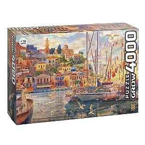 Quebra-Cabeça Mar Egeu 4000 Peças