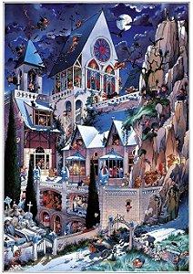Quebra-Cabeça Castle of Horror 2000 peças