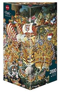 Quebra-Cabeça Trafalgar 2000 peças