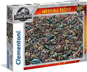 Quebra-Cabeça Jurassic World 1000 peças