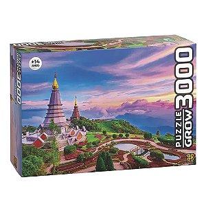 Quebra-Cabeça Tailândia 3000 peças