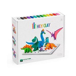 Hey Clay Dinos - Massinha de Modelar