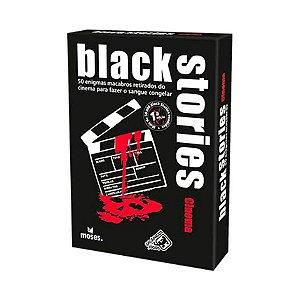 Black Stories Cinema - Jogo de Cartas