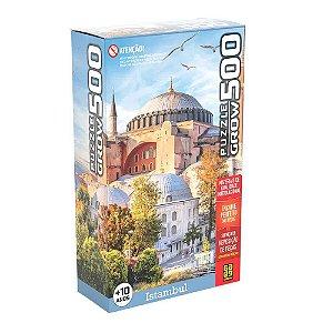 Quebra-Cabeça Istambul 500 peças