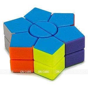 Cubo Mágico Super Square-1 Star Hexagonal 2-layer