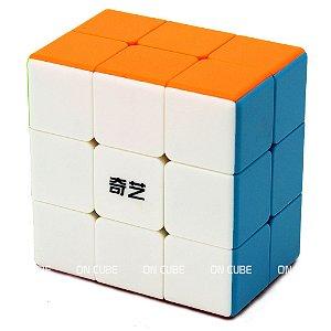Cubo Mágico 3x3x2 Qiyi Stickerless