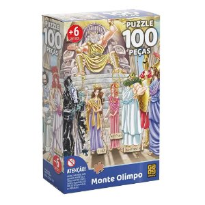 Quebra-Cabeça Monte Olimpo 100 peças
