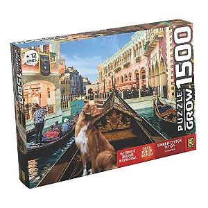 Quebra-Cabeça Pet na Gôndola 1500 peças