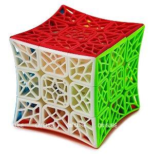 Cubo Mágico 3x3x3 Qiyi DNA Côncavo