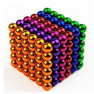 NeoCube 216 Esferas 5mm Colorido