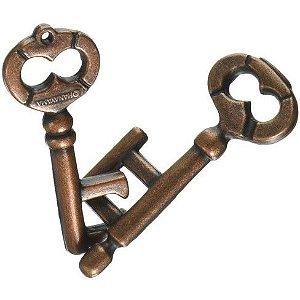 Cast Puzzle Metal - Key