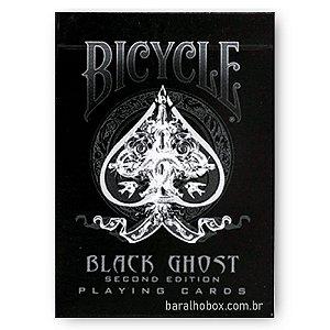 Baralho Bicycle Black Ghost