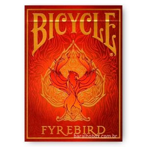 Baralho Bicycle Fyrebird