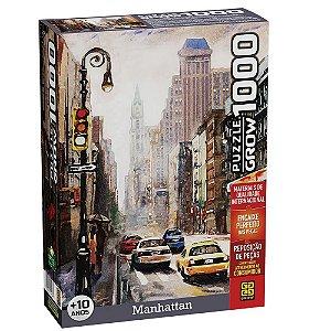 Quebra-Cabeça Manhattan 1000 Peças